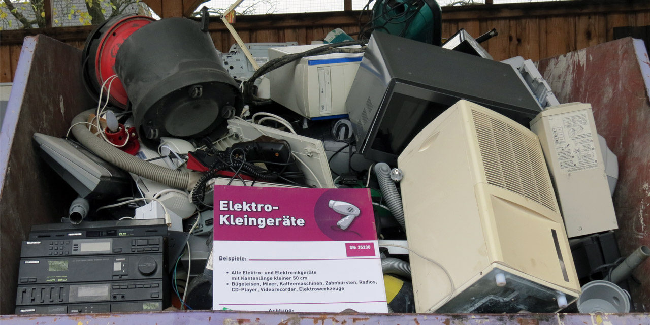 Illegaler Export von Elektroältgeräten und dessen Folgen für die Umwelt und die Wirtschaft — Teil 5