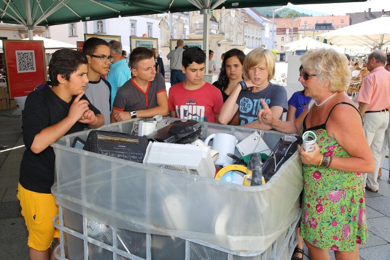 Partnertag der Abfallwirtschaft in Leoben
