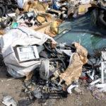 Illegale Sammler – Wertstoffberaubung