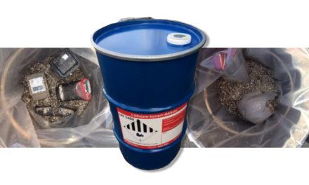 Schulungsunterlage Lithium–Batterien