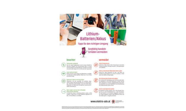 Einreichung der kommunalen Maßnahmen zur Information der Letztverbraucher 2018