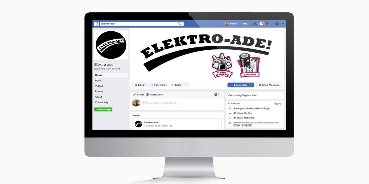 Elektro-ade im Internet