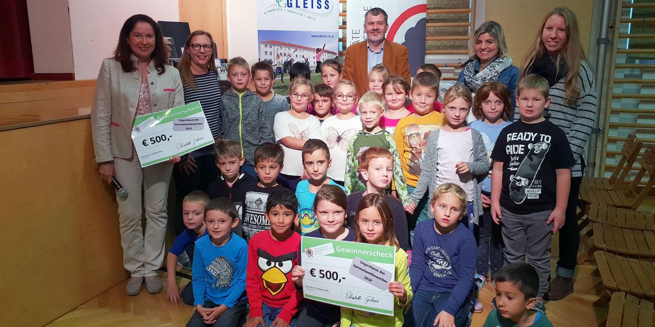 Erfolgreiches Schulprojekt in Niederösterreich