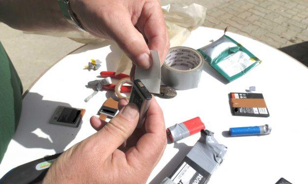 Lithium-Batterien/Akkus: Was tun damit?