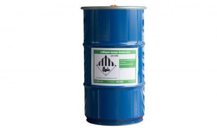 Überprüfung der Sammelstellenausstattung 2020 mit besonderem Augenmerk auf die Gebinde für die Lithium-Batterien/Akkus