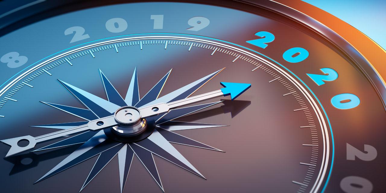 Vorläufiger Jahresrückblick 2020
